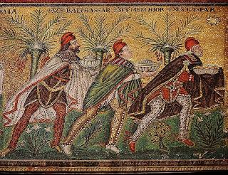 Ravenna Magi mosaic