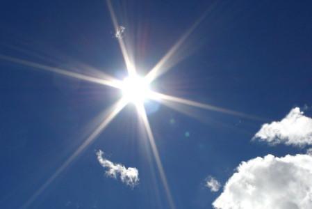 noon-sun