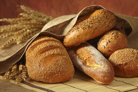 Bread-loaves-grain