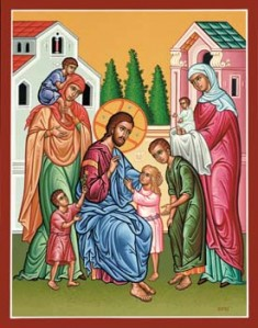 jesus-children-icon