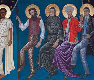 dancing_saints_nw_panel_st_gregory_of_nyssa_church_horiz