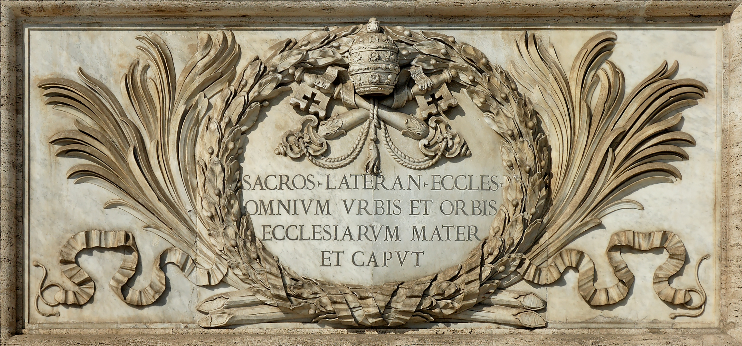 Image result for images of lateran basilica cornerstone