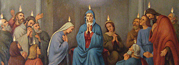 Image result for MARY MOTHER OF THE CHURCH